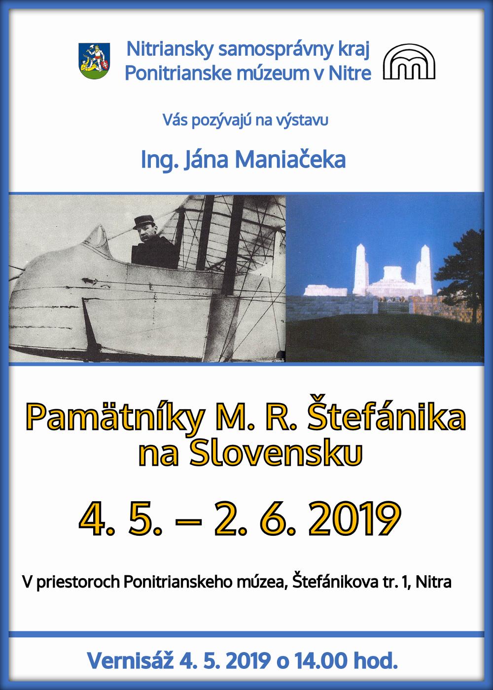 9c5cb9f48434 Pamätníky M. R. Štefánika na Slovensku-pozvánka.jpg